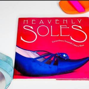 おこもりは読書はいかが?好きな一冊「HEAVENLY SOLES」