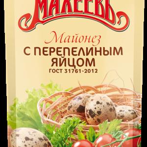 ロシア大人気のうずらマヨネーズ