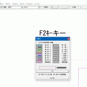 左手を使って書き込みスピードアップ Esc Shift+ Escキー F2キー