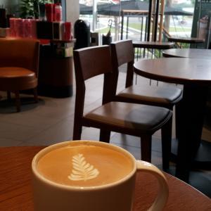 空いてるカフェが好き