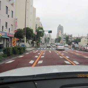 車の極端に少ない東名・新東名を走り東京に到着しました