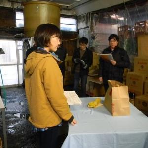 NHK福島「はまなかあいづToday」で中継されました。