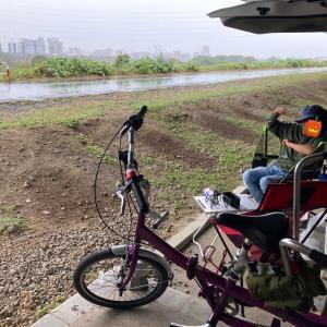 海老名運動公園〜〜雨です〜〜