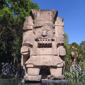 アステカ「水の神」