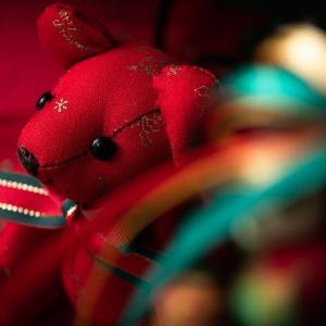 テディベアは見た・・・Christmas Ornaments!