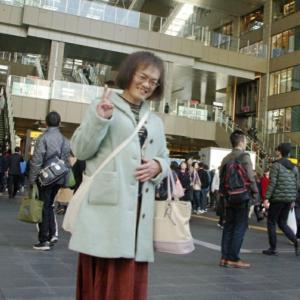大阪1泊2日の旅。もちろん女子モードでね。【その2】