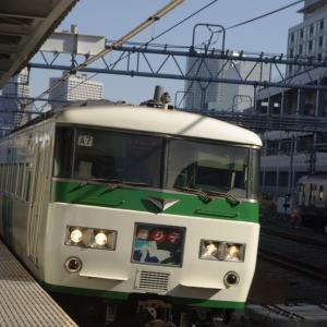 さよなら185系 踊り子3号~踊り子5号乗車編