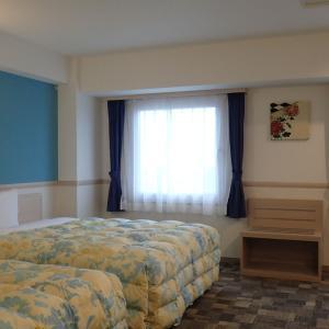 対馬・東横イン対馬比田勝~グループ初のリゾートタイプの名に恥じない絶景ホテル(*^。^*)