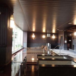 ワッカ温泉・サロマ湖鶴雅リゾートその2(温泉編)~サロマ湖畔に佇むリゾートホテル