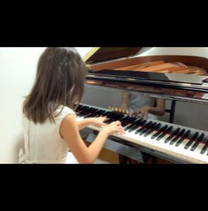 動画ピアノ発表会の撮影も終盤です♪