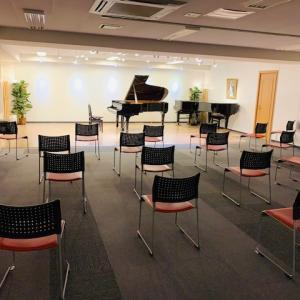 今年開催予定だったピアノ発表会の会場に行って来ました!その理由は・・