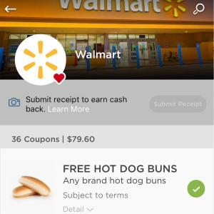 7/21までホットドッグバンが無料!@Walmart, Target, Ralph's, Kroger, & Publix!