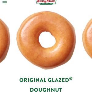 7/26・7/27はKrispy Kremeのドーナツが12個で$5!