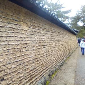 奈良、大和歴史旅。奈良公園を歩く、