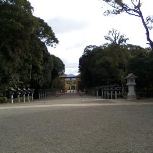 奈良、大和歴史旅。橿原神宮と談山神社、