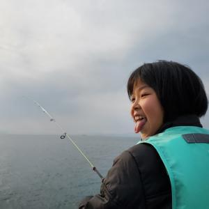 釣り~アジング~長女釣行記