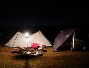 「城里町ふれあいの里オートキャンプ場」に行ってきました①(11月15日)………編集中です。