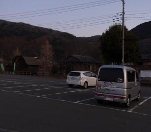 「小町山と朝日峠展望公園を歩く」