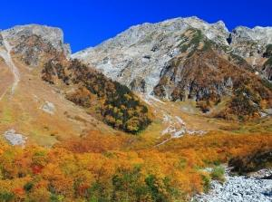 「10月の上高地遠征計画」
