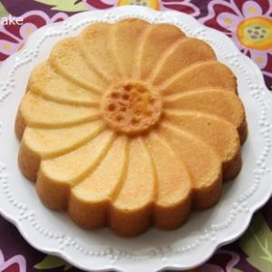 【 マーガレットケーキ 】