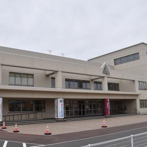 中央高校から土崎駅へ歩く