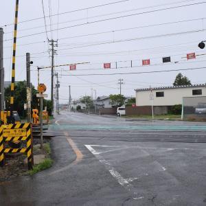 泉・外旭川新駅工事が始まった旧菅野地下道周辺を歩く