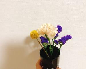 ポストに届くお花〜第3弾!☆