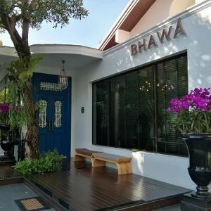 BHAWA SPA on the 8 ロビー