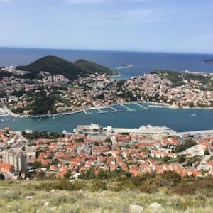 中欧編 Croatia Dubrovnik(3)スルジ山登山。