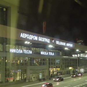 中欧編 Serbia(3)Belgrade 空港からのアクセスと町歩き。