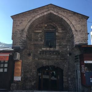 中欧編 Bosnia-Herzegovina(4)Gazi Husev Bey MosqueとMedresa