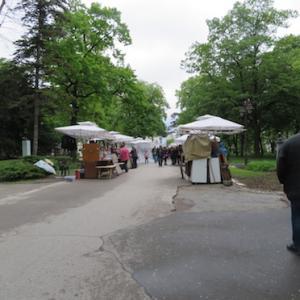 中欧編 Serbia(6)Belgrade  カレメグダン公園 スリ未遂とハドリアヌス帝とボスニア行きバス情報