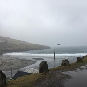 Faroe Islands編(16)滞在日記  Vestmanna① 静かな町に宿替え、デンマークの軍関連施設に遭遇な話。