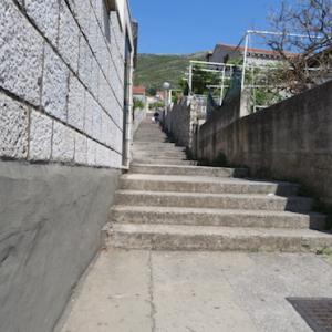 中欧編 Croatia Dubrovnik(5)利用した宿の紹介。
