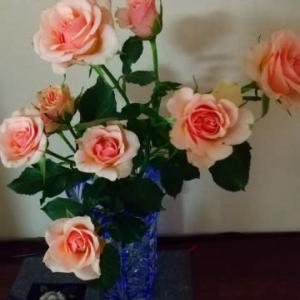 花ある生活。。。バラに寄せて!