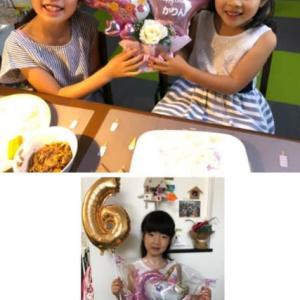 6歳 誕生日おめでとう! & 懐かしい すすま豆腐。。。