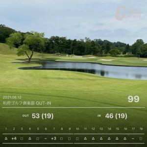 ラウンド#14~スコアはアレでもゴルフは楽し