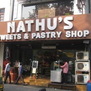 最初で最後だったインド菓子の購入