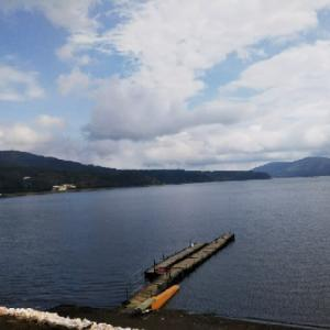 山中湖 ②