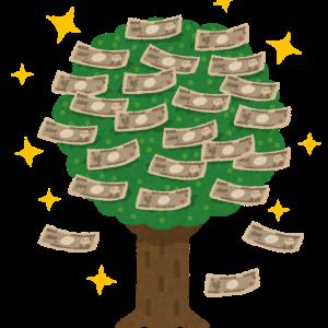 楽天銀行の3カ月の定期預金(0.16%)が満期を迎えた。買い増し資金として活用します。