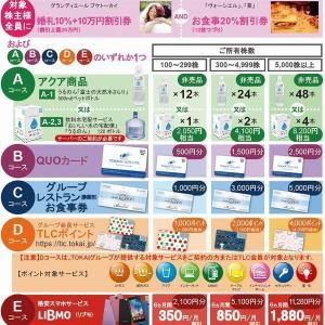 [3167]TOKAIホールディングスより株主優待