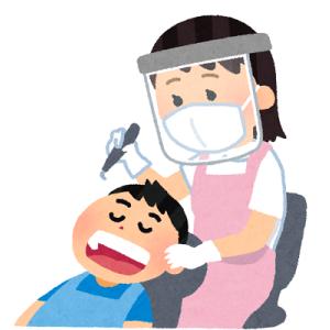 歯医者に行ってきました。ショックです。。(治療2回目)
