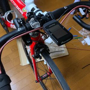 ブレーキ軽くすっきり、ブレーキケーブル変えてみた^^【ロードバイク】