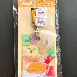 【購入】ぐでたま カードホルダー@香港