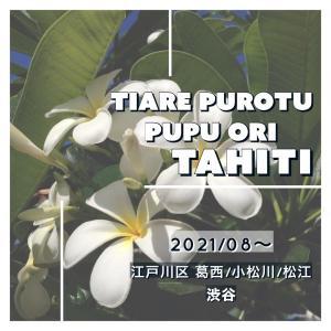江戸川区小松川、松江地区でタヒチアンダンス始めませんか?8月オープニングメンバー募集!!!