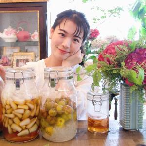 季節の手仕事はアーシングそのもの*オンラインサロンで初夏の手仕事「らっきょうの甘酢漬け」
