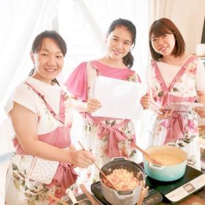 洋食を美味しく作るコツ♡ステップアップ東京クラス、一区切り♡