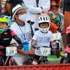 RCS全日本ランバイク選手権10戦茨城ラウンド 3歳クラス