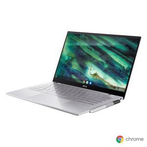 ChromebookのハイエンドモデルASUS「Flip C436」シリーズは、Intel Coreプロセッサー搭載で高スペックが必要な方も満足できる1台。
