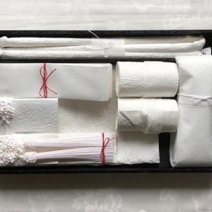 花嫁衣裳、細部まで丁寧な仕事がしたい。